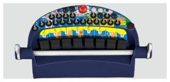 Simulateur télécommande